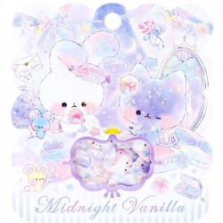 Midnight Vanilla Stickers Sack