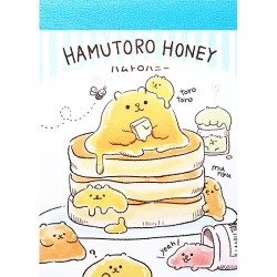 Hamutoro Honey Mini Memo Pad