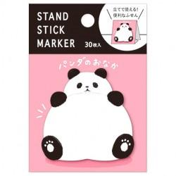 Stand Stick Marker Panda Belly Sticky Notes