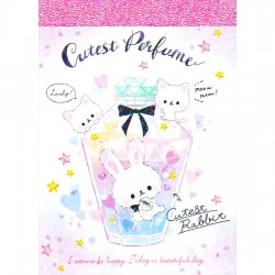 Cutest Perfume Mini Memo Pad