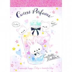 Mini Bloc Notas Cutest Perfume