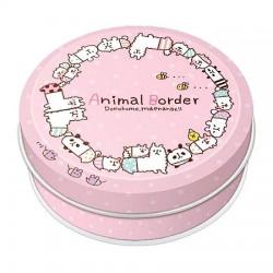 Caixa Memo Animal Border