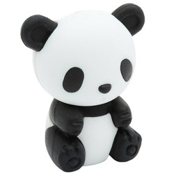 Goma Panda Sentado