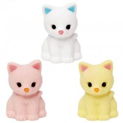 Sitting Kitten Eraser