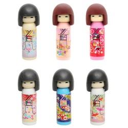 Kokeshi Doll Eraser