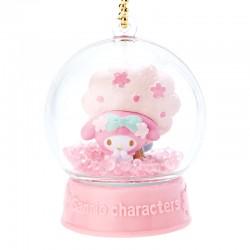 Sakura Snowglobe My Melody Charm