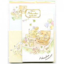 Set Cartas Pikachu Picnic