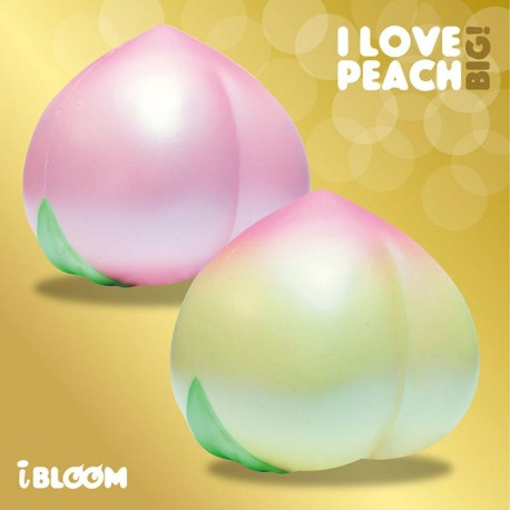 Squishy I Love Peach Big