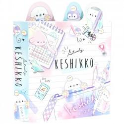 Livro Blocos Notas Keshikko Study
