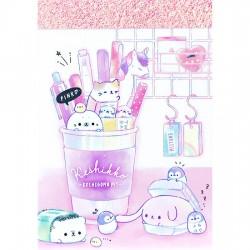 Keshikko Pink Mini Memo Pad