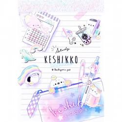 Mini Bloc Notas Keshikko Study