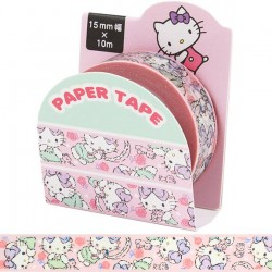 Washi Tape Hello Kitty Roses