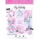 My Melody Sweet Tapioca Mini Memo Pad