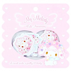 My Melody 45th Anniversary Stickers Sack