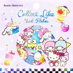 Bolsa Pegatinas Sanrio Characters Collect Like