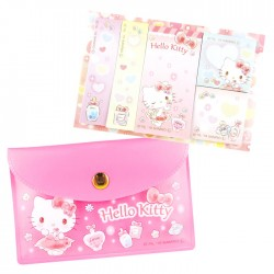 Hello Kitty Perfume Sticky Notes Pouch