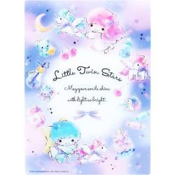 Little Twin Stars Dreamy Pegasus Writing Mat