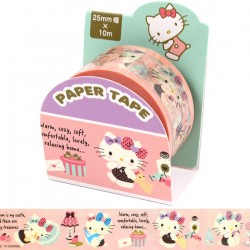 Hello Kitty Cozy Washi Tape