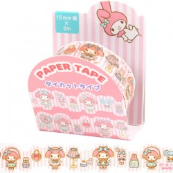 Washi Tape Die-Cut My Melody