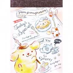 Mini Bloco Notas Pompom Purin Today's Special