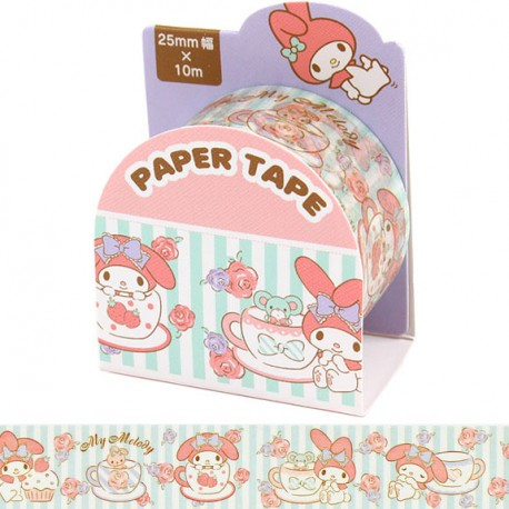 My Melody Teatime Washi Tape