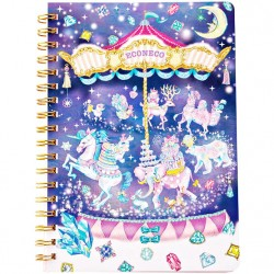 Animal Parade Snow Magic B6 Notebook