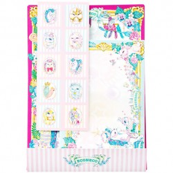 Set Cartas Animal Parade Floral