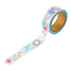 Animal Parade Flower Shower Washi Tape