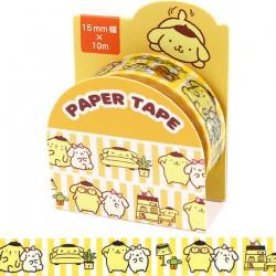Washi Tape Pompom Purin Home