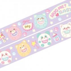 Hug Me! Baby Washi Tape