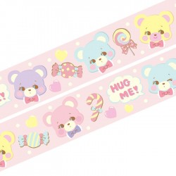 Hug Me! Bear Washi Tape