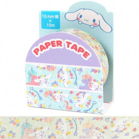 Washi Tape Cinnamoroll Unicorn