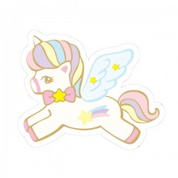 Pegatina Hug Me! Unicorn Removible