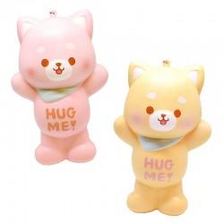 Hug Me! Shiba Puppy Squishy