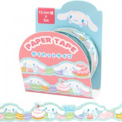 Washi Tape Die-Cut Cinnamoroll