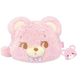 Hug Me! Bear Bubblegum Pouch