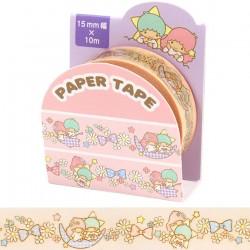 Little Twin Stars Bows Washi Tape