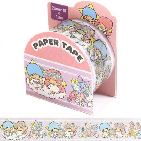 Little Twin Stars Spring Washi Tape