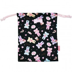 Hug Me! Bear Drawstring Bag