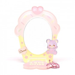 Hug Me! Bear Lollipop Stand Mirror