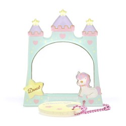 Dreamy Sky Castle Candy Stand Mirror