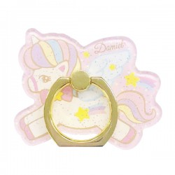 Dreamy Sky Unicorn Smartphone Ring