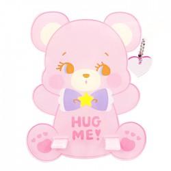 Hug Me! Bear Bubblegum Smartphone Stand