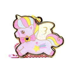 Hug Me! Unicorn Stella Mini Charm