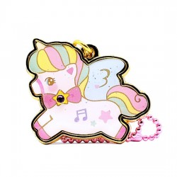 Hug Me! Unicorn Carrie Mini Charm