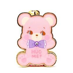 Hug Me! Bear Bubblegum Charm