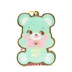 Colgante Hug Me! Bear Mint
