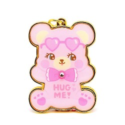Hug Me! Bear Love Charm