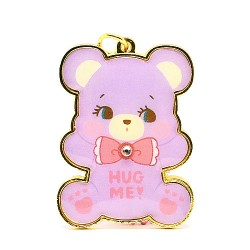 Hug Me! Bear Lollipop Charm