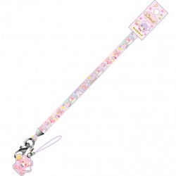 Hug Me! Bear Angel Lanyard